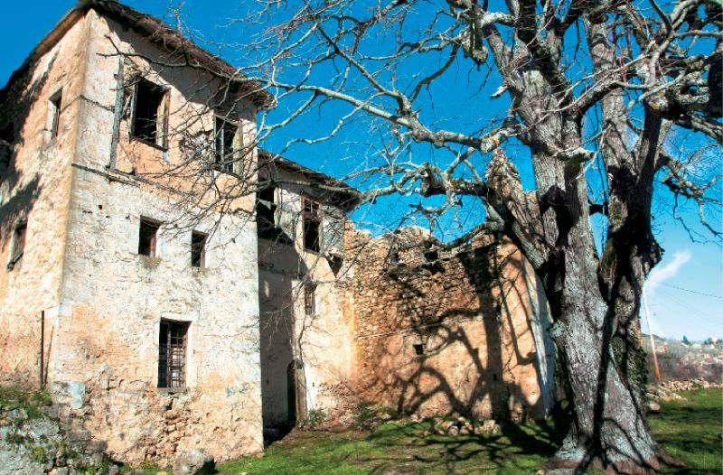 τρικαλα κορινθιας - Diochri Guesthouse